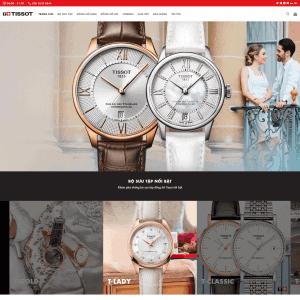 luxury shopping - tissot