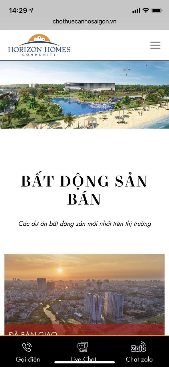 Demo website bat dong san 01